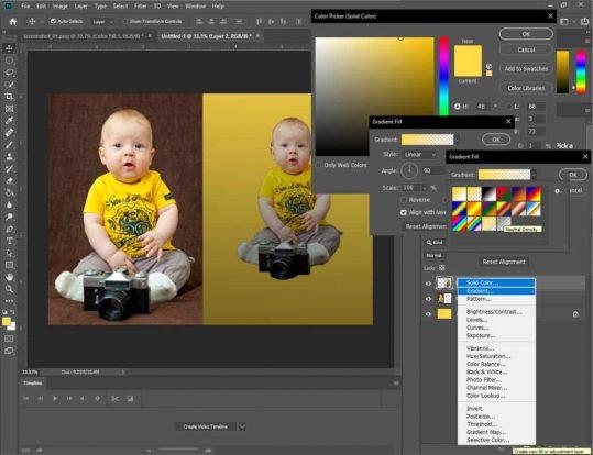 Cara Membuat Kombinasi Background Dengan Obyek