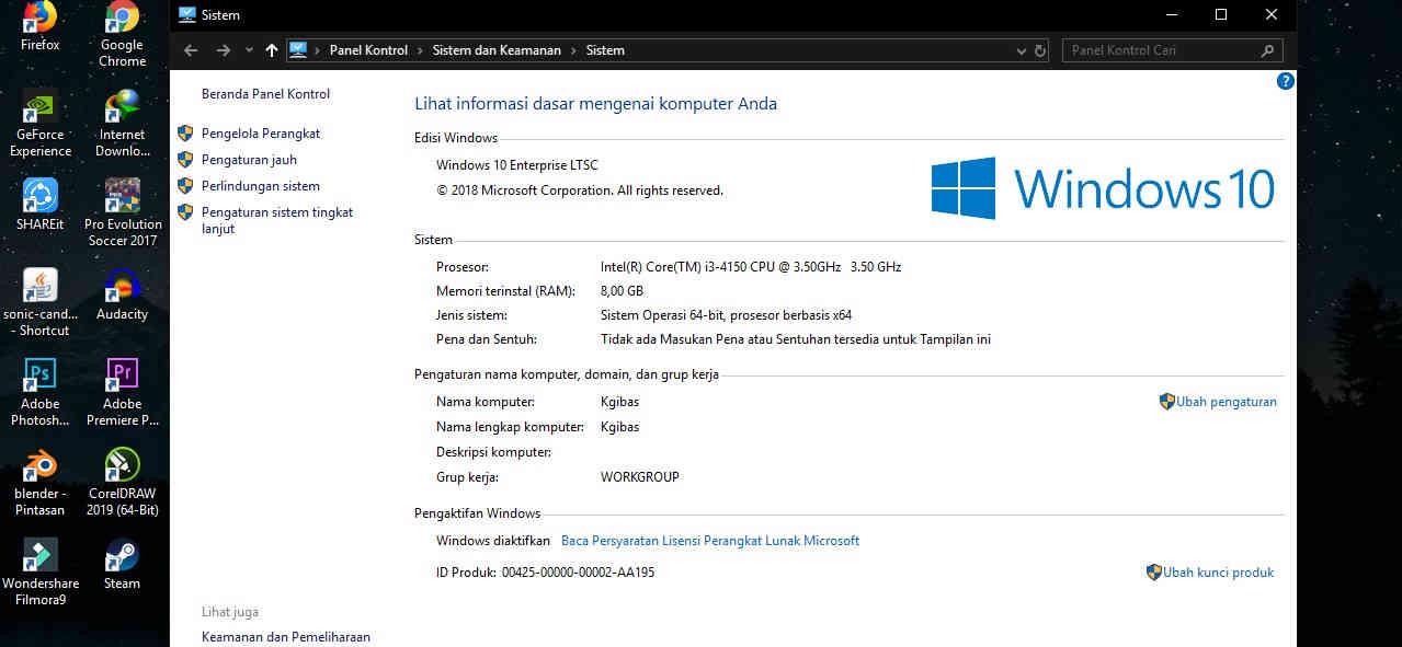 Cara Melihat Spesifikasi Laptop Melalui File Explorer