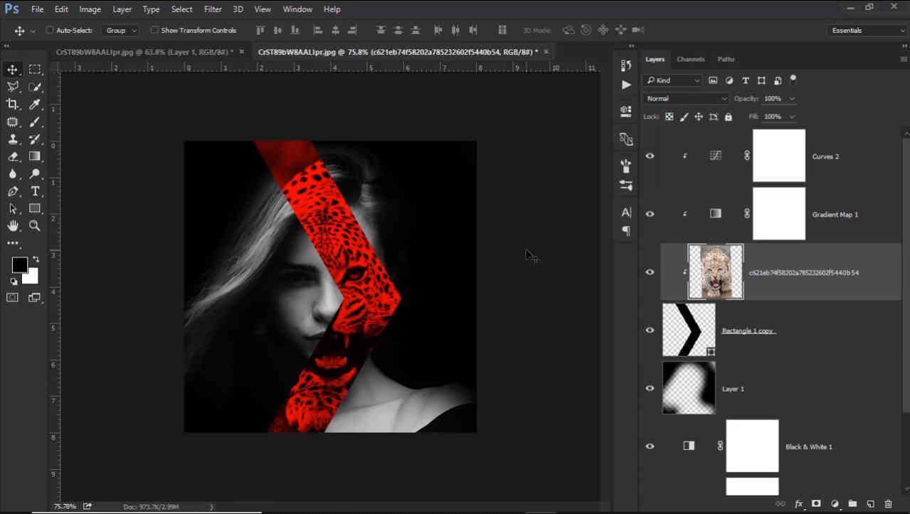 Cara Mengedit Foto di Photoshop Untuk Pemula