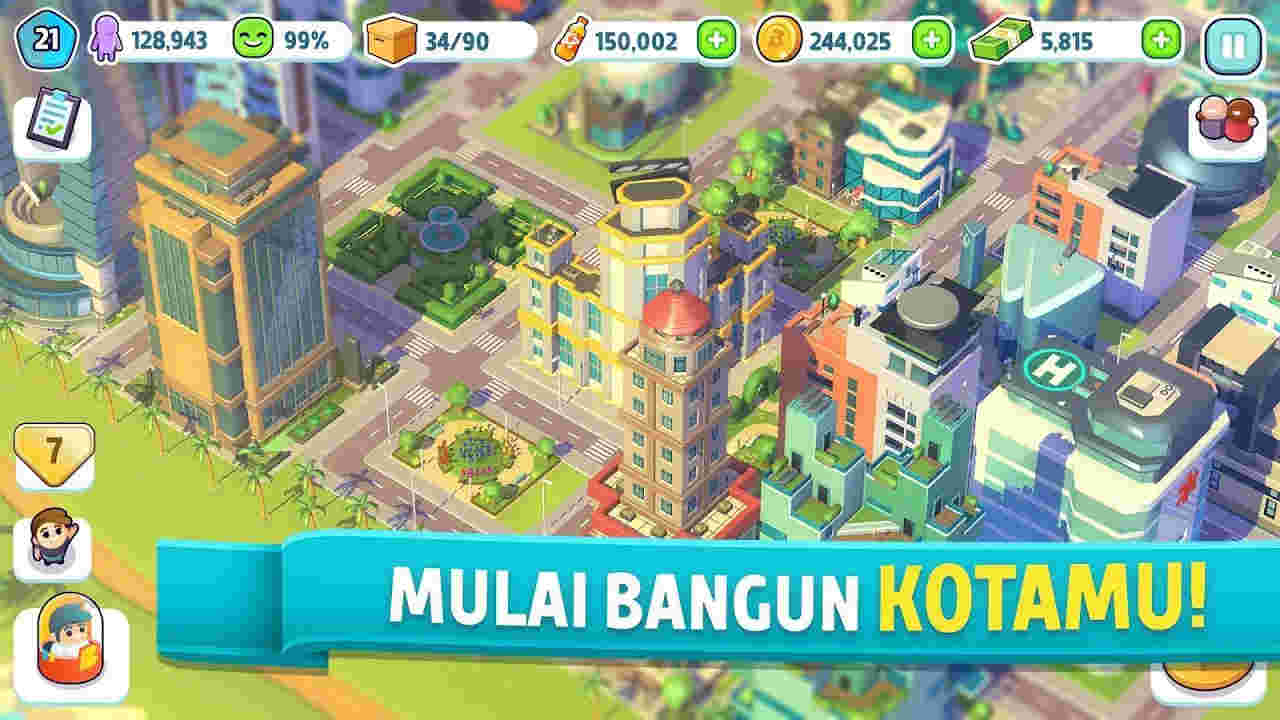 Download City Mania