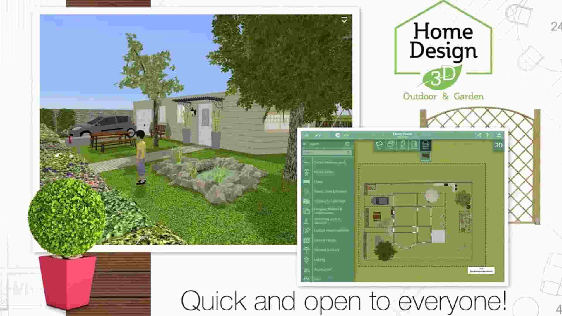 Home Design 3D OutdoorGarden